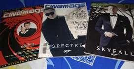 Jual / Sale Majalah Cinemags Edisi James Bond 007