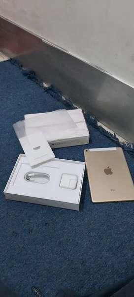 iPad mini 4 celular wifi 128gb mulus like new