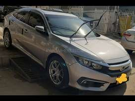 Honda Civic 2018 Now Get On Easy Monthly Installment..