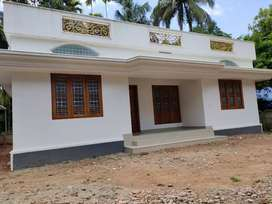 Thrissur ollur police Station Road 3 bhk 40 Lakh