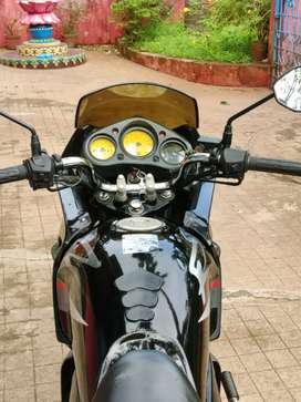 Bike in good condition, new battery,new chain set, full service don.