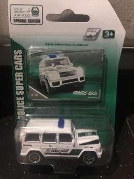 Majorette Mercedes Benz G Class Dubai Police Edition