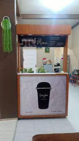 Booth Minuman Kekinian