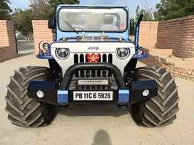 Big tyre mini Monster open jeep black colour