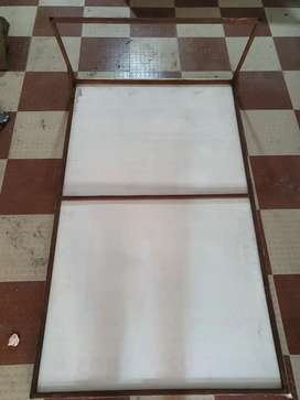 Hoarding board frame / advertising board / flex board frame