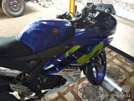 Dijual motor r15