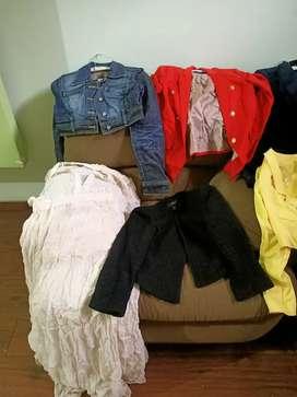 River island, zara , mango, forever clothes