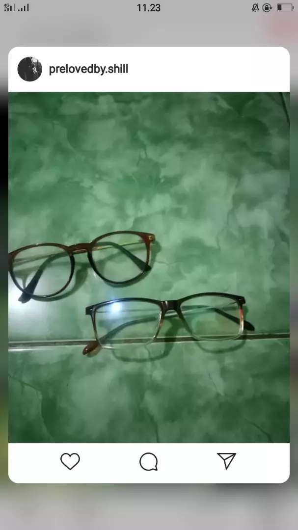 Kacamata 15 ribu dapat 2 0