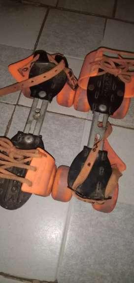 Yonker Roller Skates,fixed price