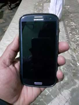 Samsung Galaxy Siii Neo with Cover case