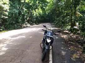 Yamaha FZ25 in good condition