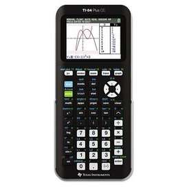 TI-84 Plus CE Graphing Calculator Black dijual murah