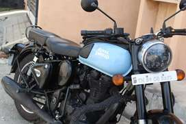 Royal Enfield Classic 350cc BS3 Engine