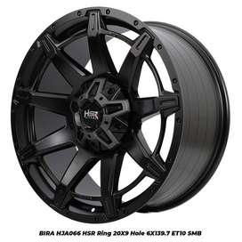 Velg HSR BIRA Ring 20 Untuk Mobil Ford Ranger