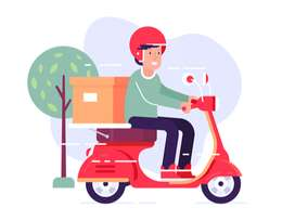 Hurry up Delivery Jobs available