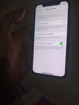 Iphone X 64GB FU Bypass All work