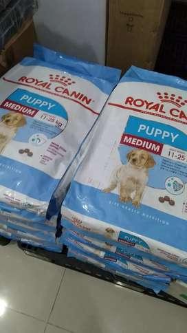 Dog Food Royal Canin Puppy Medium 10kg - Rich Petshop