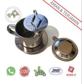 2cup Filter Saring Kopi Vietnamese Coffee Drip Pot 100ml