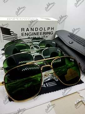 RANDOLPH ENGINEERING Glasses Made in USA