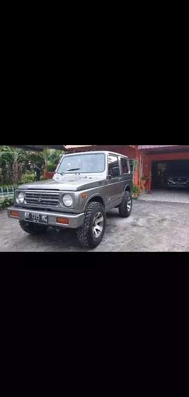 Suzuki Jimmy Katana 91