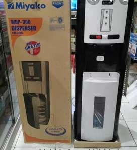 Dispenser galon bawah - miyako hot & cold - wdp 300