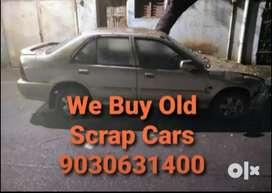 We/Buy/Scrap/Carss/Old