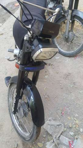 Hi speed in new condition