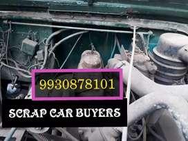 Kal.. BUYERS OF OLD N UNUSED SCRAP CARS