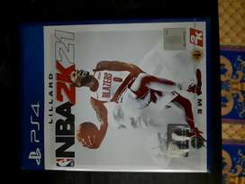 NBA 2K21 BD PS4