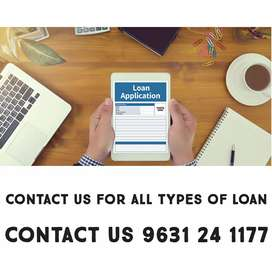 Contact us for all types of loan