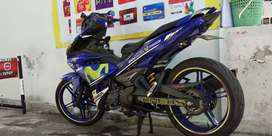 YAMAHA MX KING WARNA ROSSI