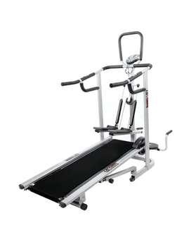 Treadmill 4 in 1