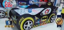 Batman Car Bed/ Double Batman Car Bed/ BoysBed/ Batman bed