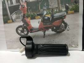 sepeda listrik gas nya