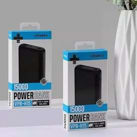 Powerbank vivan robot 15000mah original 100%