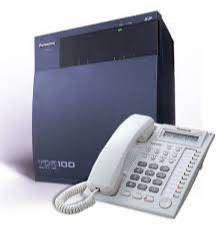 Murah!! Pabx Panasonic (TES824) 3 line telkom 8 line exstensn second