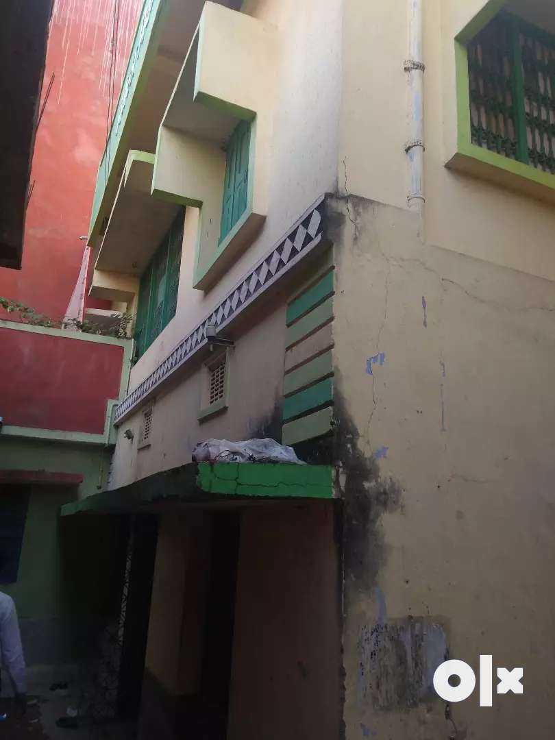 2 storied house for s.a.l.e near hatia chowk 0