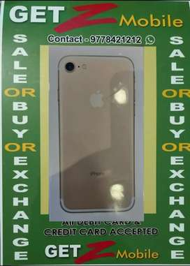 iPhone 7 Gold 32 GB  Sealed pack