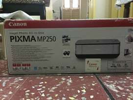 Canon Pixma MP250 - Printer, Scanner, Copier all in one