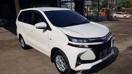 Toyota All New Grand Avanza 1.3 G At Putih Plat F