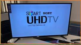 SealPack full hd  4k new imported led tv All Size warranty 1 year