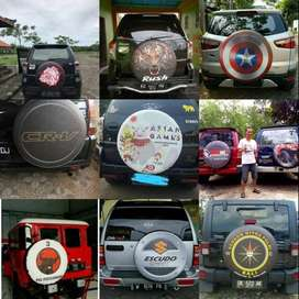Cover/Sarung Ban Terios/Everest/Ford Everest/Rush/Best Design#Kuda Hit