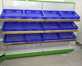 Used Supermarket Racks..