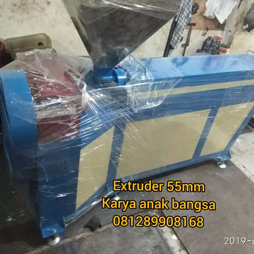 Extruder plastic only 0