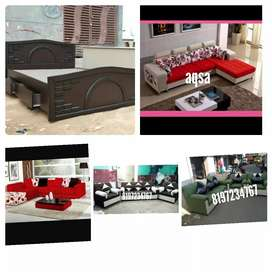 New World Banded new colour sofa set