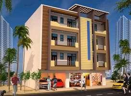 New constructed flats available in Avas Vikas, Rajajipuram, Lucknow.
