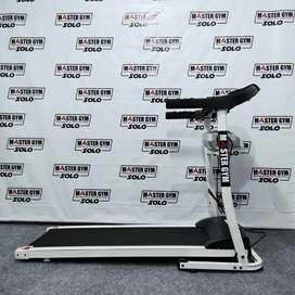 Treadmill Elektrik Sports QR/399 - Alat Fitnes - Kunjungi Toko Kami