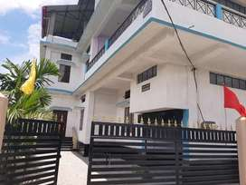 3bhk Apartment for rent ground floor. Newly built house