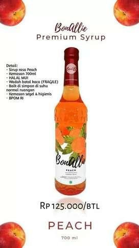 Sirup Bonallie Peach