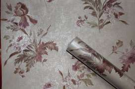 Low Price Imported Wallpaper 1500/= per roll with installation